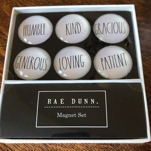 Rae Dunn Humble magnets
